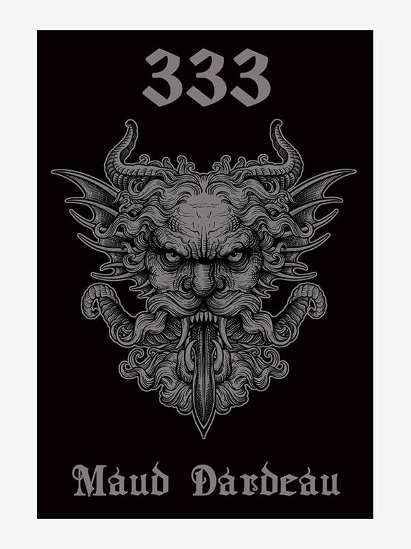 333 by Maud Dardeau, tattoo ebook