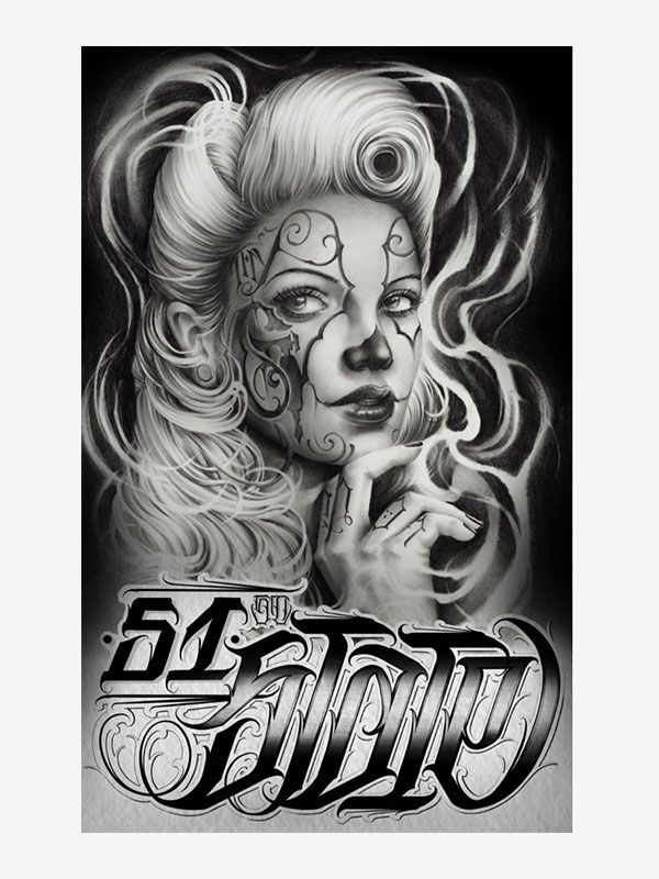 51th State by Thy Gallery, Tattoo eBook