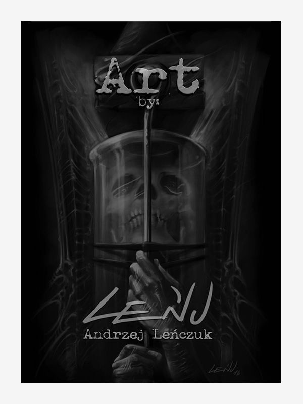 Art by Lenu tattoo eBook