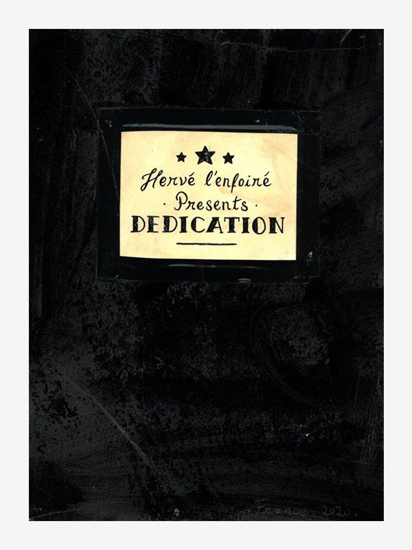 Dedication by Hervé