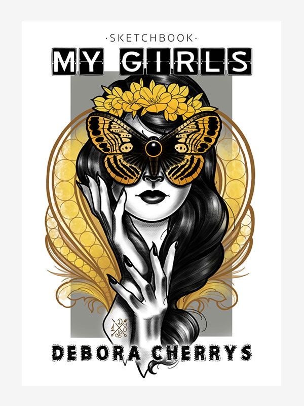 My girls by Debora Cherrys, Tattoo eBook