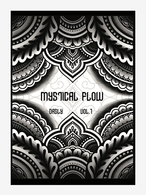 Mystical Flow by Davide Dasly, Tattoo eBook