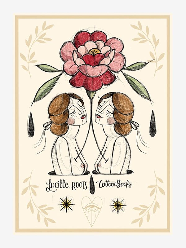 Tattoo eBooks by Lucille Roots