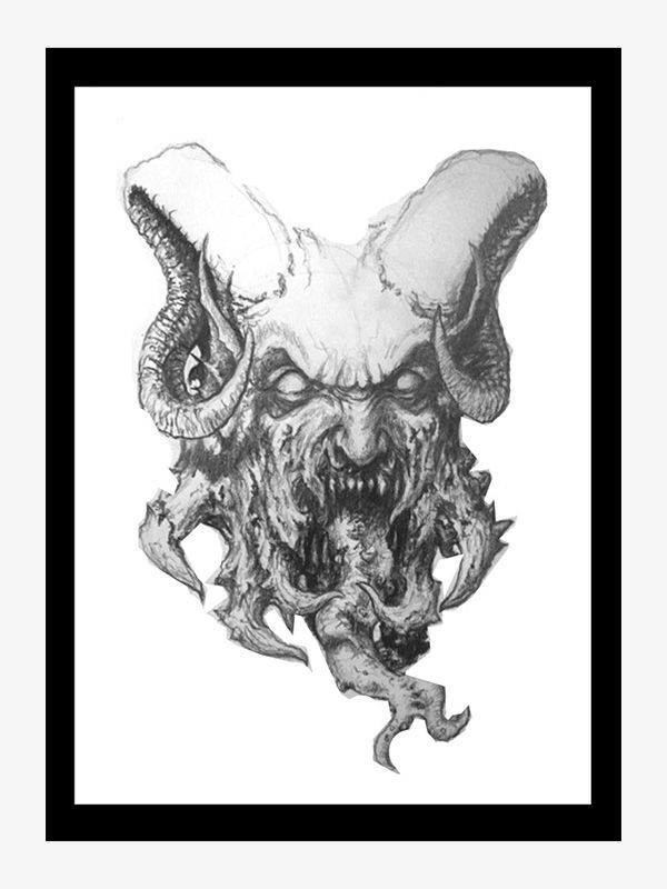 Surreal Demonica by Liorcifer Vol1 Tattoo Sketchbook