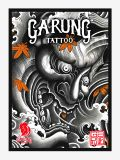 Garung Tattoo Sketchbook by Tan Vu