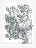 Thai Art by Pui, Tattoo eBook