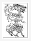Japanese tattoo designs and sketches by Aaron Bell