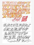 Tattoo Custom Letters by Philippe Feel Délas, Tattoo eBook